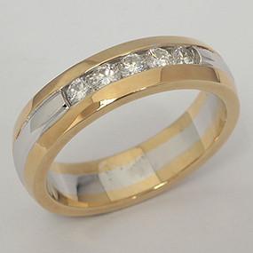 Men's Diamond Wedding Band diawb179-diamond-wedding-band