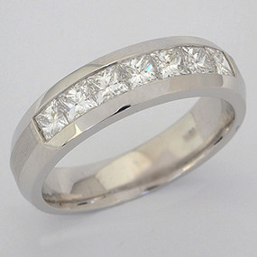 Men's Diamond Wedding Band diawb131-diamond-wedding-band
