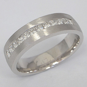 Men's Diamond Wedding Band diawb102-diamond-wedding-band