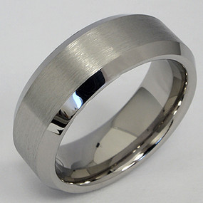 Cobalt Wedding Band cobwb182