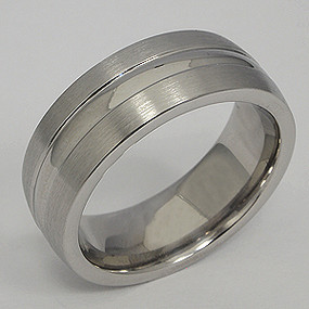 Cobalt Wedding Band cobwb181
