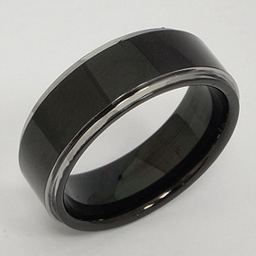 Men's Tungsten Wedding Band tung148-tungsten-wedding-band