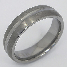 Men's Tungsten Wedding Band tung123-tungsten-wedding-band