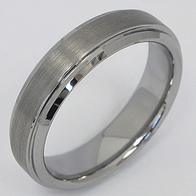 Men's Tungsten Wedding Band tung122-tungsten-wedding-band