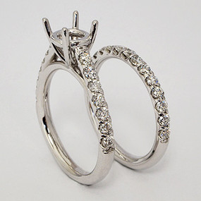 wedding set wedding-ring-set-149