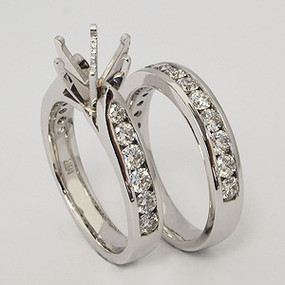 wedding set wedding-ring-set-133