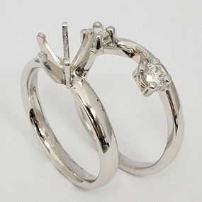 wedding set wedding-ring-set-104