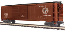 MTH DT&I 50' Double Door Box car, 3 rail