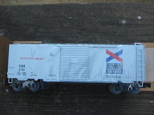 Weaver Chattahoochee 40' PS-1 box car, 3 rail or 2 rail
