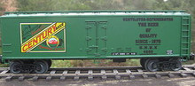 Weaver Century Beer 40' Reefer, 3 or 2 rail