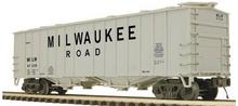 MTH Premier Milwaukee Road 50' Airslide covered Hopper, 3 rail