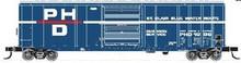 Atlas O special run PH&D ACF 50' box car, 3 rail or 2 rail