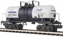 "MTH Domino Sugar 8k ""Beer Can"" Tank Car, 3 rail"