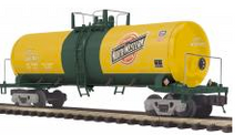 MTH Premier C&NW (UP Heritage Series)  40' Modern Tank Car, 3 rail