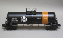 MTH Premier Santa Fe 40' Modern Tank Car, 3 rail