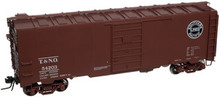 Atlas O  SP (T&NO) 1937 style AAR 40' steel box car, 3 rail or 2 rail