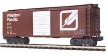MTH Premier WP 40' PS-1 Box car, 3 rail