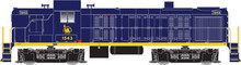 Atlas O CNJ RS-3,  2 rail.