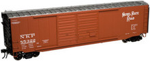 Atlas O NKP 50' double door box car, 3 rail or 2 rail ..