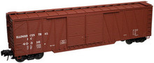 Atlas O  IC 50'  single sheathed (wood)  box car..