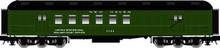 Atlas O NH (green) 60' RPO  car,  2 rail or 3 rail