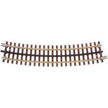 Atlas O   8 sections of O-108 curved track, 3 rail