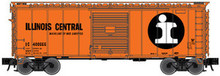 Atlas O IC 40' (PS-1) box car,  3 rail or 2 rail