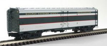 Golden Gate REA 54' express reefer, original scheme, 3 rail or 2 rail