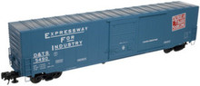 Atlas O DT&S  60' auto parts box car,  3 rail or 2 rail