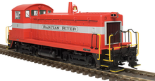 Pre-order for Atlas O  Raritan River  SW-900 diesel, 2 rail QSI sound