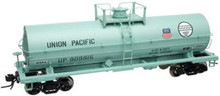 Atlas O UP Maintenance 11,000 gallon  tank car, 3 rail or 2 rail