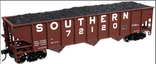 Atlas O Southern 3 bay 40' hopper car (Large letters), 3 rail  or 2 rail