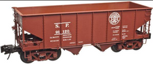 Atlas O SP  USRA 2 bay hopper, early scheme