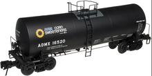 Atlas O ADM (corn sweeteners) 17,600 gallon  corn syrup tank car, 3 rail or 2 rail