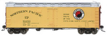 Atlas O NP  40' steel reefer, 3 or 2 rail