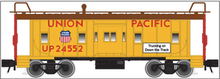 Atlas O UP bay window caboose, 3 rail or 2 rail