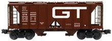 Weaver GTW 34' ACF AC-2 covered hopper car, 2 or 3 rail