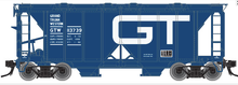 Atlas O  GTW  34'  ACF  Covered Hopper