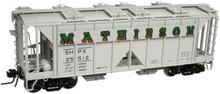 Atlas O Mathieson ACF 34' Covered Hopper, 3 or 2 rail