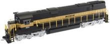 Atlas O Monon C-628, 2 rail DCC, QSI sound