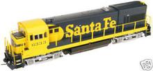 Atlas O Santa Fe  U23b diesel, 2 rail DC