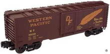 Atlas O  Industrial Rail WP  reefer, 3 rail, 027