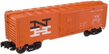 Atlas O  Industrial Rail NH  box car, 3 rail, 027