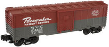 Atlas O Industrial Rail NYC (Pacemaker) box car, 3 rail, 027