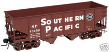 Atlas O PDT Exclusive SP USRA 2 bay hopper car, 3 rail or 2 rail