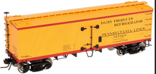 Atlas O Special Run,  PRR Lines Dairy Products  36' reefer