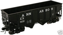 Atlas O Ann Arbor Panel Side hopper, 3 or 2 rail