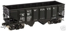 Atlas O NH Panel Side  2 bay hopper, 3 rail or 2 rail