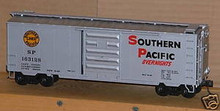Weaver SP  40' PS-1 box car, 3 rail or 2 rail