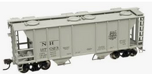 Weaver New Haven (script) PS-2 covered  hopper, 3 or 2 rail